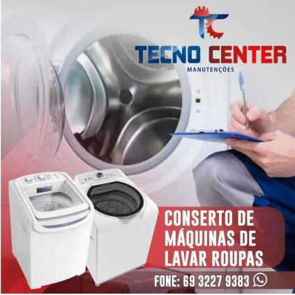 Manutenções de Máquinas de Lavar