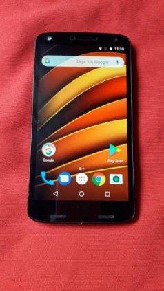 Moto X Force 2° geração 32gb e 3gb ram . Ótimo telefone tela inquebrável. Promoção Black Friday.
