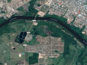 Vendo Terreno/Lote em Cacoal Localizado no Loteamento Park dos Buritis