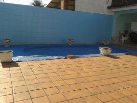 Excelente casa térrea c/ piscina, Confiram!