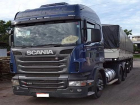 Scania fh 420 parcela