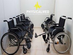 Aluguel de Cadeira de rodas, Andadores e Muletas