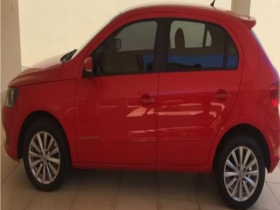 Gol 1.6 Confortline 2016 Completo Flex Manual 28km