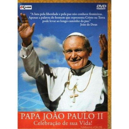 Papa João Paulo II. A Celebração da Vida.