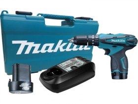 Parafusadeira Furadeira de Impacto à Bateria Makita HP330DWE