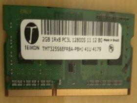 Memória DDR3L 2GB - Notebook