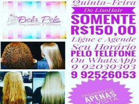 PROMOÇÃO LISO HAIR
