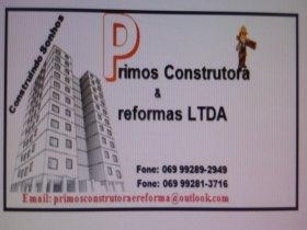 Primos construtora & Reformas LTDA