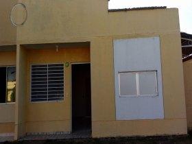 alugo casa bairro novo cond. hortencia