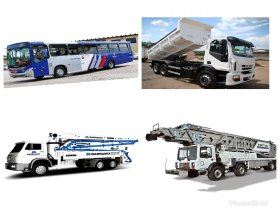 Procuro emprego de Motorista de Caminhão ou Ônibus