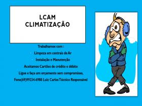 Serviços Climatização