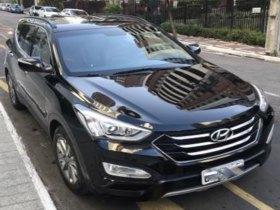 Hyundai Santa Fé.