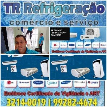 TR REFRIGERAÇÃO ASSISTÊNCIA TÉCNICA AUTORIZADA