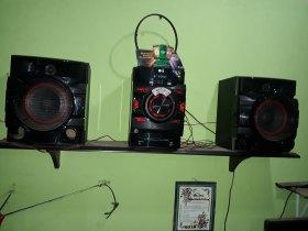 Mini system LG 440