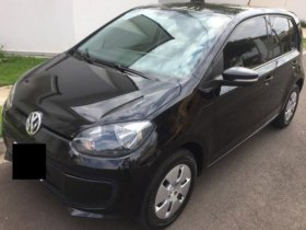 VW Volkswagen UP!, Move, 1.0 Flex, manual, completo, 69.000km, 2015