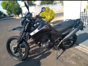 Yamaha Xt660 660