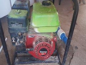 Motor bomba, para poço artesiano.