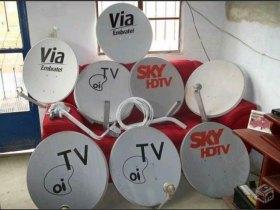 Técnico Instalador de Antenas Claro/Oi/ Sky