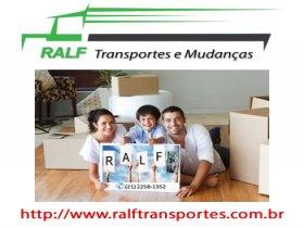 Ralf Transportes e Mudanças - Guarda móveis