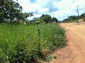 3 terrenos Agrovila Aliança