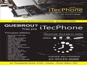 Assistência iTecPhone
