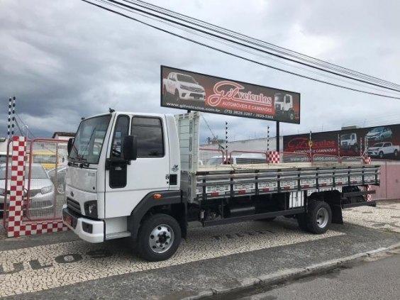 caminhão ford cargo 816 completo ano 2015/2015