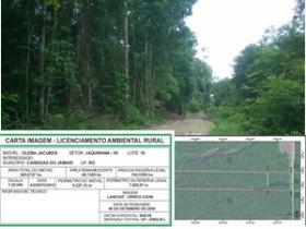 Lote de Terra - 240 ha - Jaquirana - 90 KM de PVH