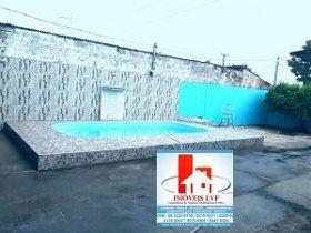 Casa com Piscina no Bairro Agenor de Carvalho (escriturada)