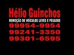 HÉLIO GUINCHOS 24 HORAS