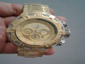 Relógios de vários modelos e marcas