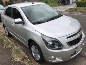 Chevrolet Cobalt LTZ, 1.8 à gás natural, AUT., Completo, 100.000Km, 20