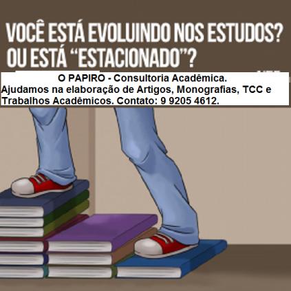 Consultoria Acadêmica - O Papiro.