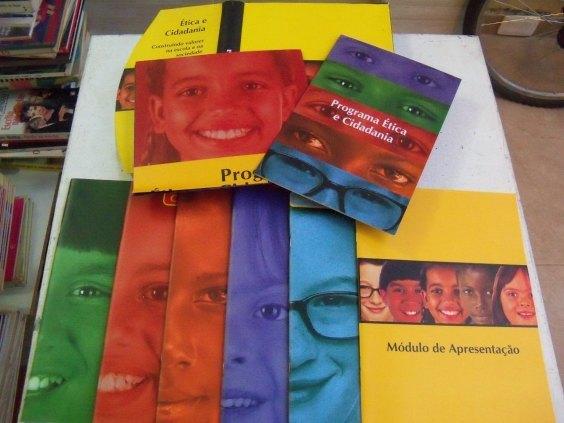 Livro Programa Ética e Cidadania. Relações Étnicos-Raciais e de Gênero