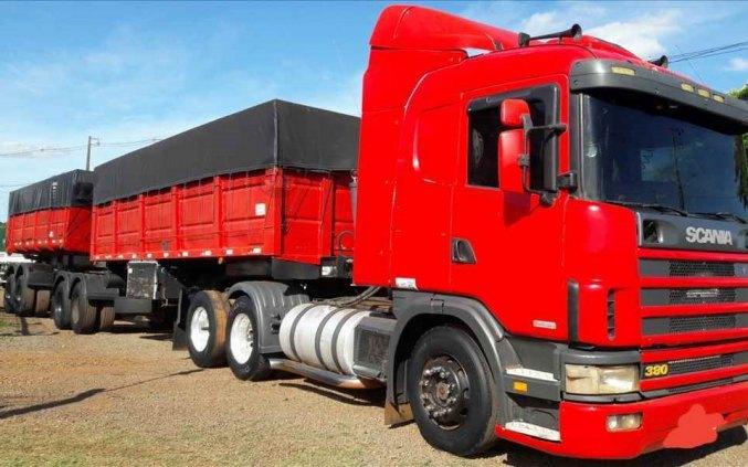 Scania 114 380 2006/2007 789000Km