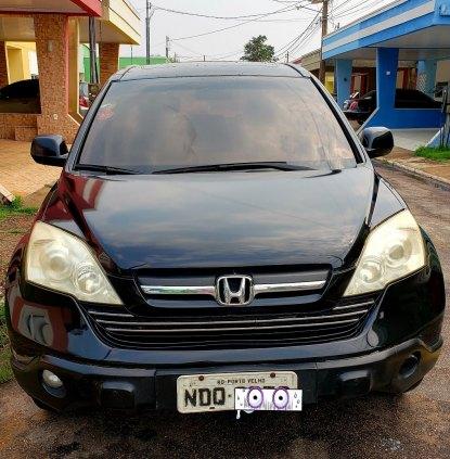 CRV-EXL 2.0 AUTOMÁTICO 2008