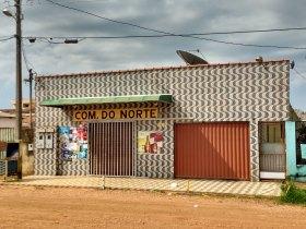 Ponto Comercial com Casa no Bairro Nova Esperança Zona Norte