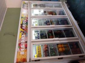 Freezer expositor 5 portas