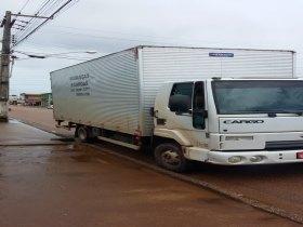 Ford Cargo 816E 2013 completo