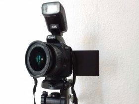 Nikon D5500  + Acessórios(ver descrição)