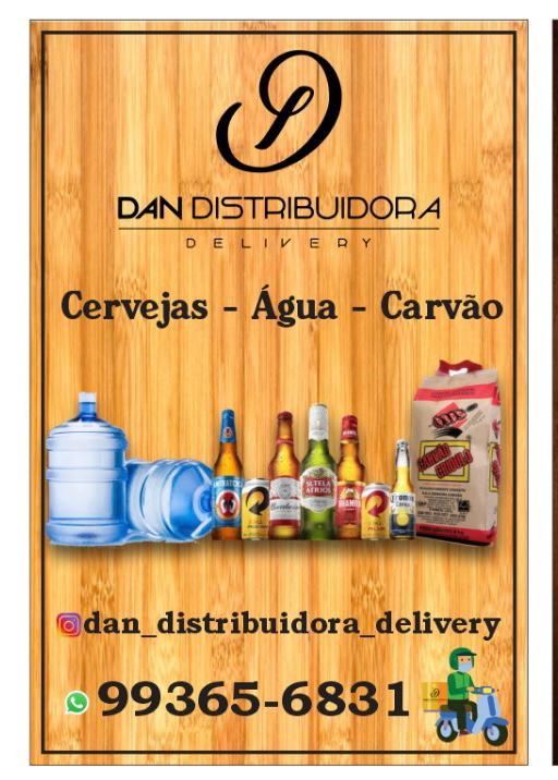 Dan distribuidora e Delivery