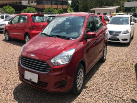 Ford Ka plus SE 1.5 Flex  2015