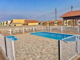 Residencial Lagoa Azul - Casa Em Condomínio Fechado