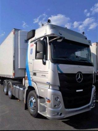 Mercedes Mb actros 2546 Ls 2017/2018