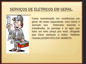 SERVIÇOS DE ELECTRÓNICA EM GERAL.