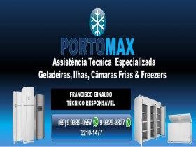Consertos de geladeiras e freezer