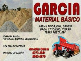 Materiais Básico para Construção.