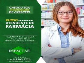 Curso atendente de farmácia (completo)