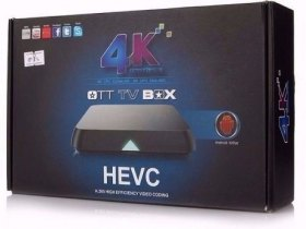 MX 4K TV BOX
