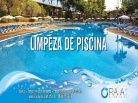 Limpeza de piscina manutenção e reforma