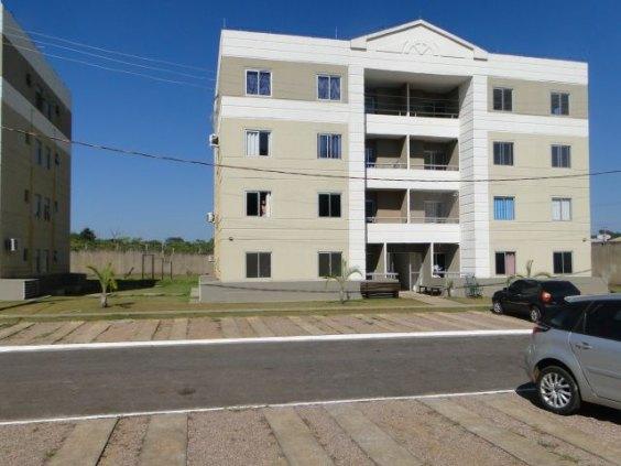 Apartamento no Bairro Novo 2qts - Ótimo Acabamento